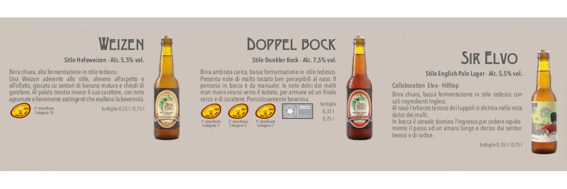 Weizen - Doppel Bock - Sir Elvo