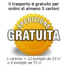 - TRASPORTO GRATUITO in tutta ITALIA